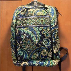 Vera Bradley Rhythm & blues laptop backpack